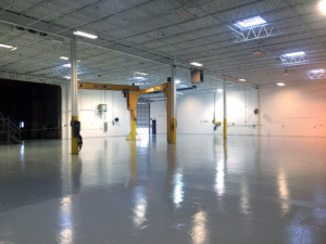what is epoxy flooring