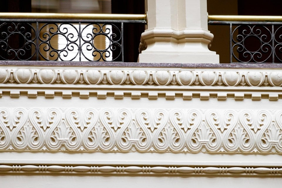 commercial Restoration building projects