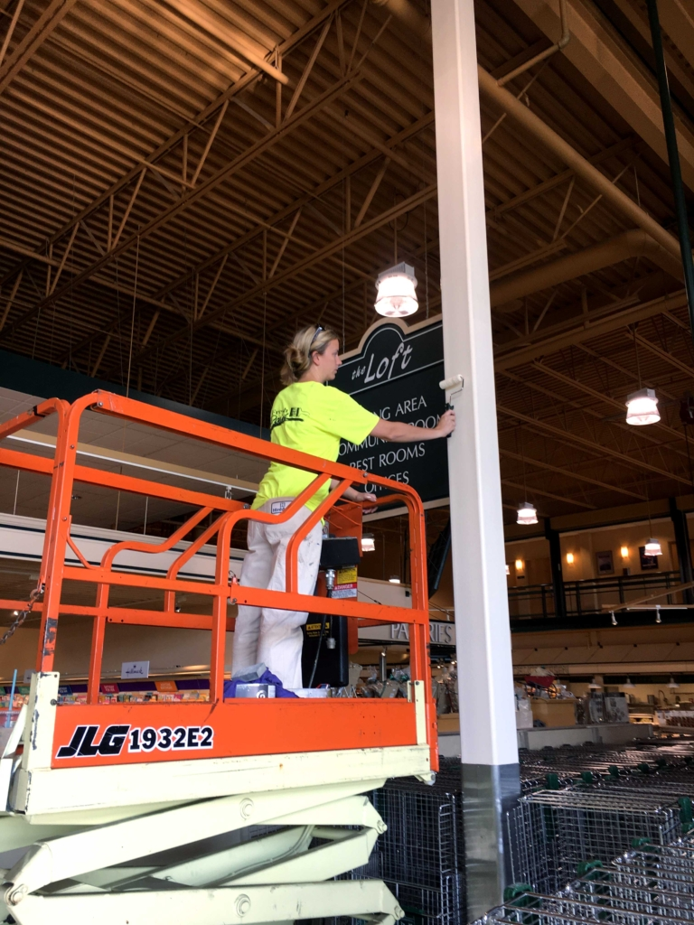 Minnesota commercial and industrial painting