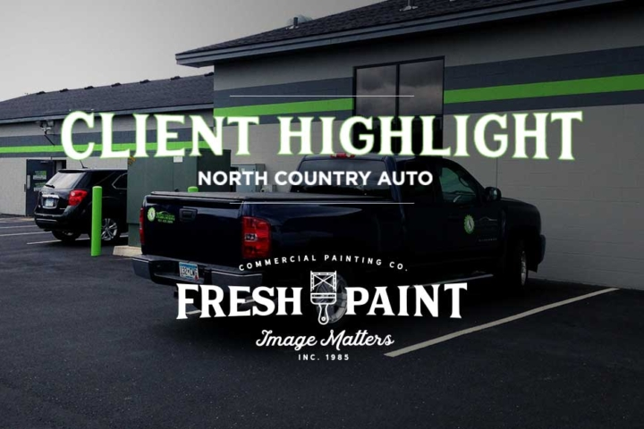 CLIENT HIGHLIGHT - North Country Auto