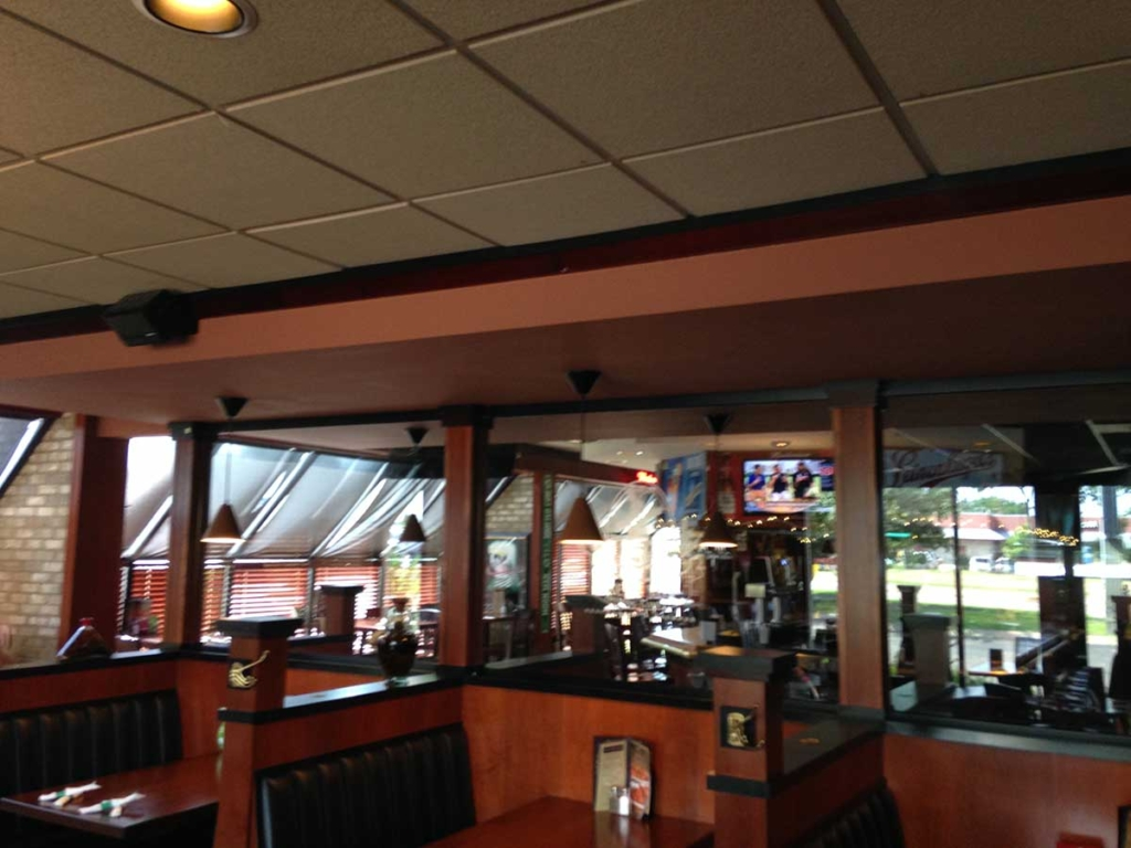 restaurant painting services