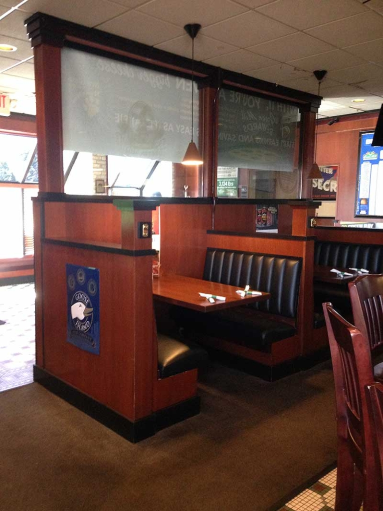 restaurant painting service