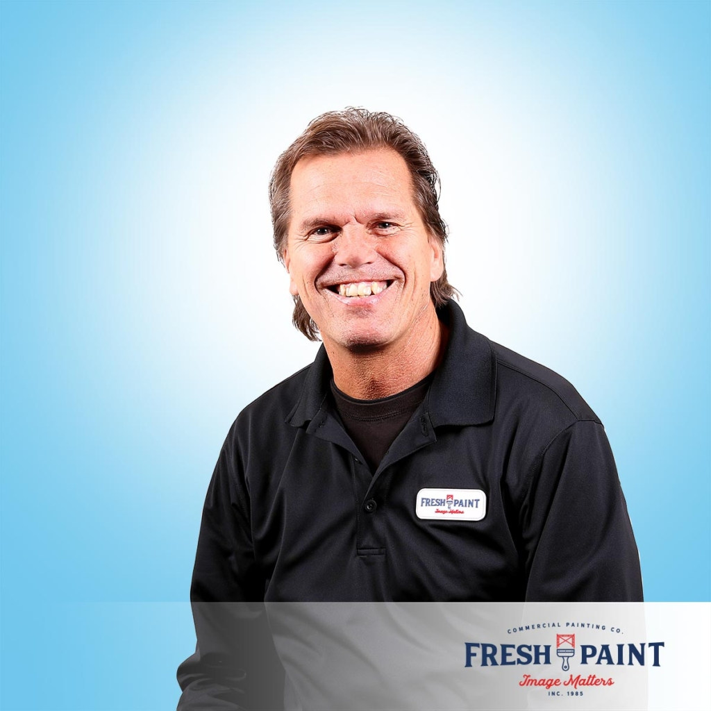 Larry Zack, Fresh Paint Owner/CEO