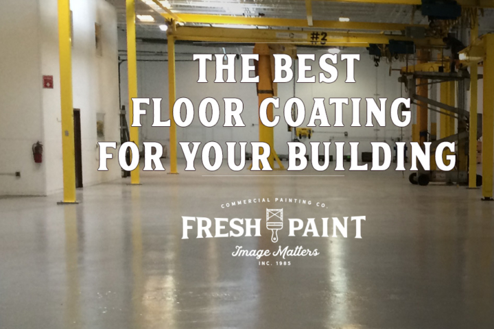 The Best Floor Coating for your building