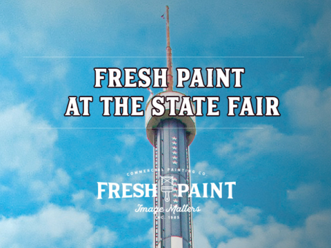 Fresh Paint Commercial Painter