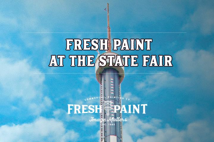 Fresh Paint Commercial Painter