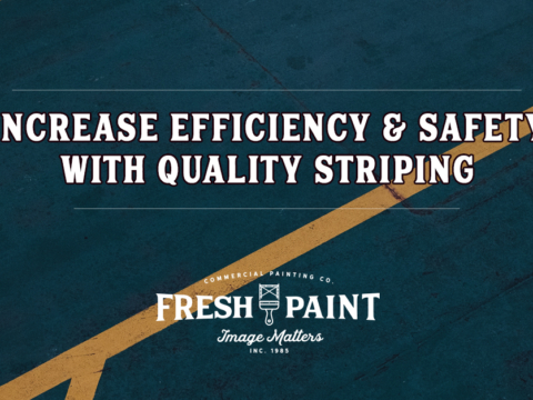 Increase Efficiency & Safety with Quality Striping