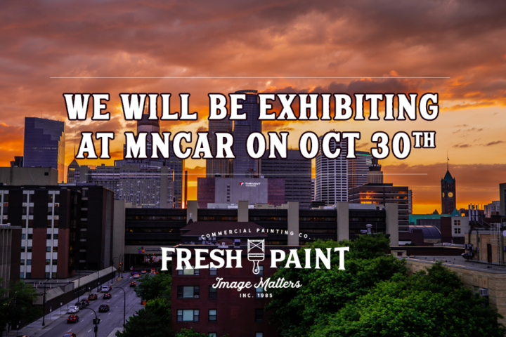 We will be exhibiting at MNCAR on Oct 30th