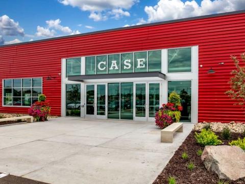 Case entryway