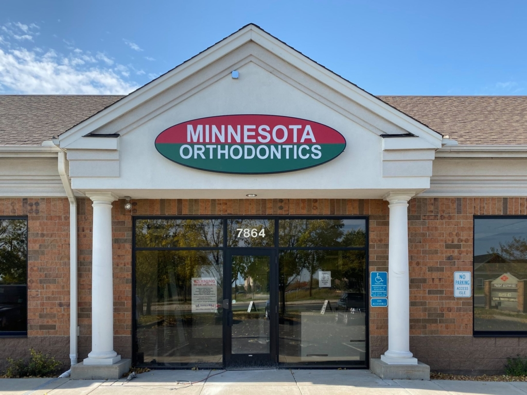 Entrance to MN Ortho