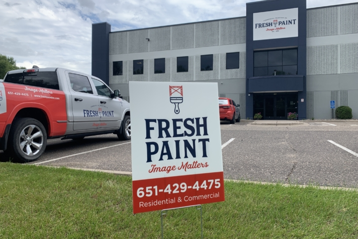 Big News at Fresh Paint